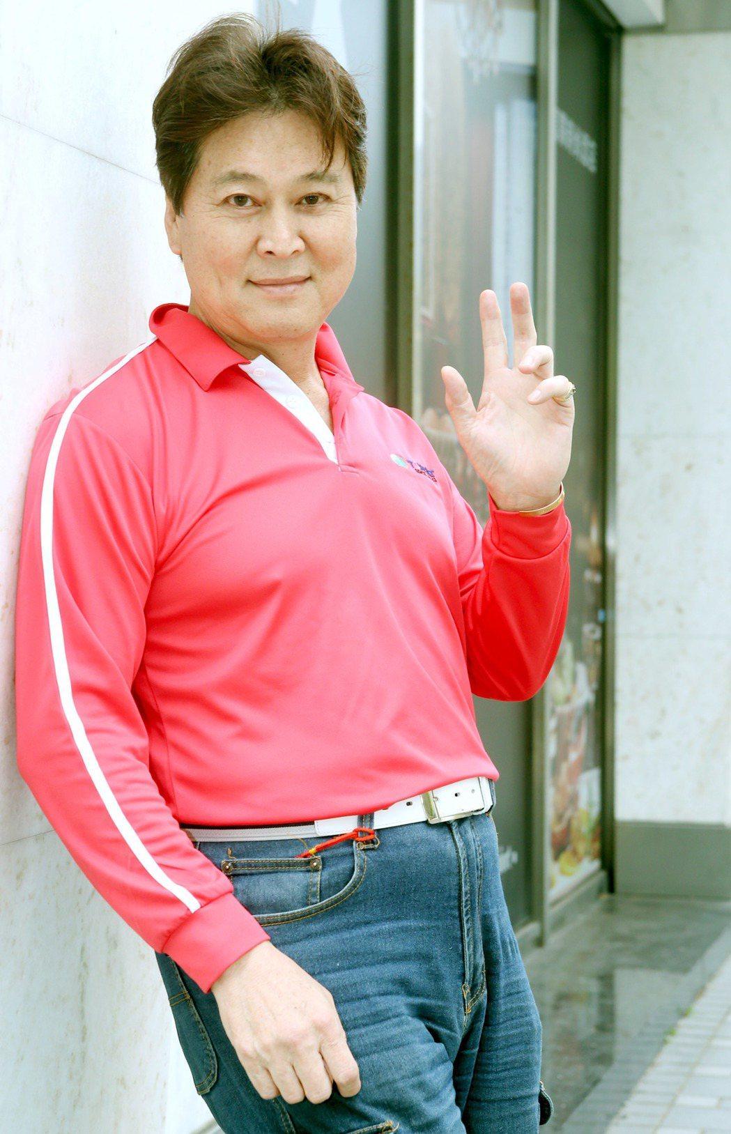 劉尚謙接受聯合報專訪。記者屠惠剛/攝影