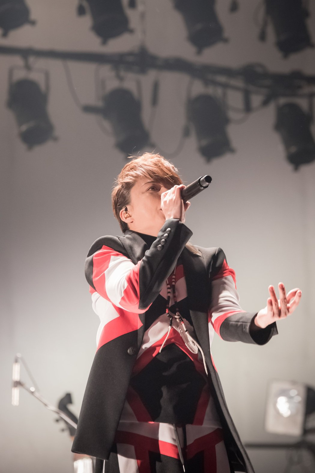 西川貴教19日在台北開唱。圖/大鴻藝術提供