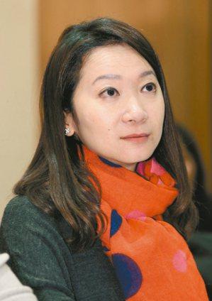 李維菁。 圖/記者林俊良攝影