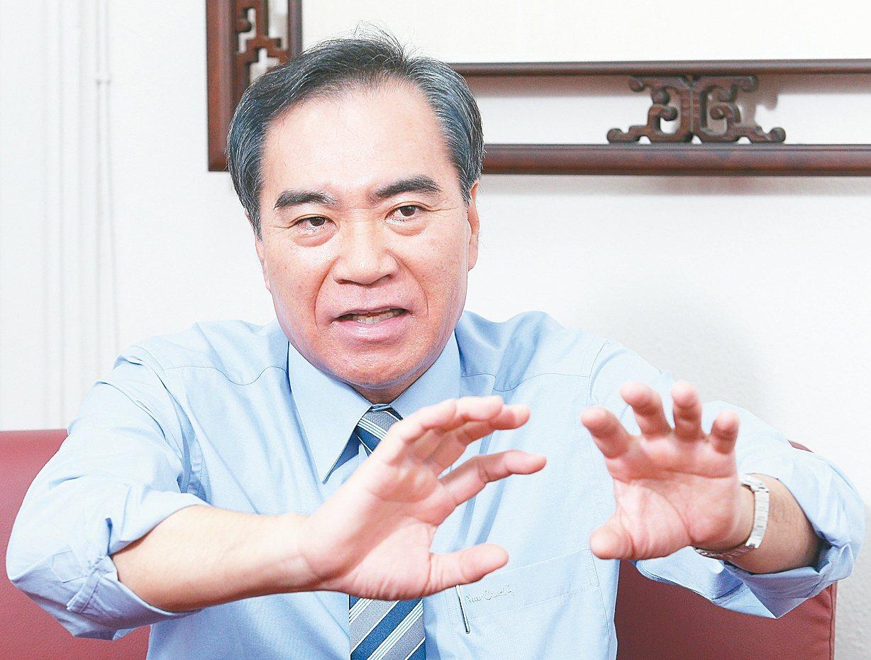台灣菸酒公司董事長吳容輝