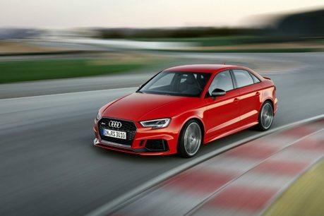 (影音)天天開RS上下班?Audi RS3是你的最佳選擇