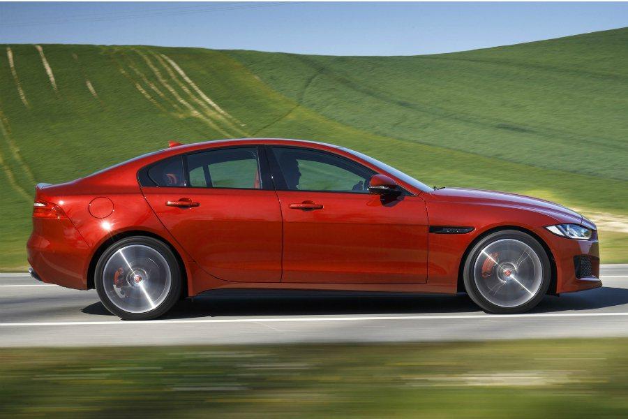 圖為 2018 Jaguar XE 車型。 摘自 Jaguar