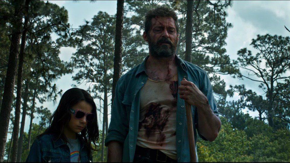 休傑克曼的「羅根」將是他最後一次出演金鋼狼的電影。圖/福斯提供