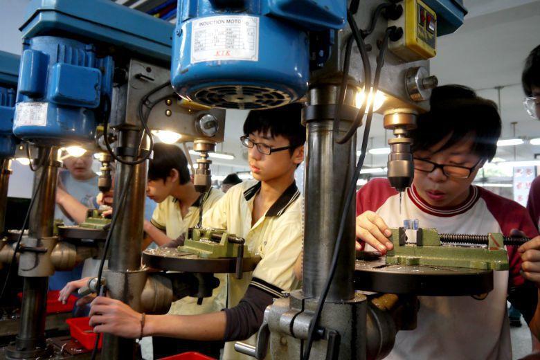18歲先就業政策:不為缺工,而是培育人才