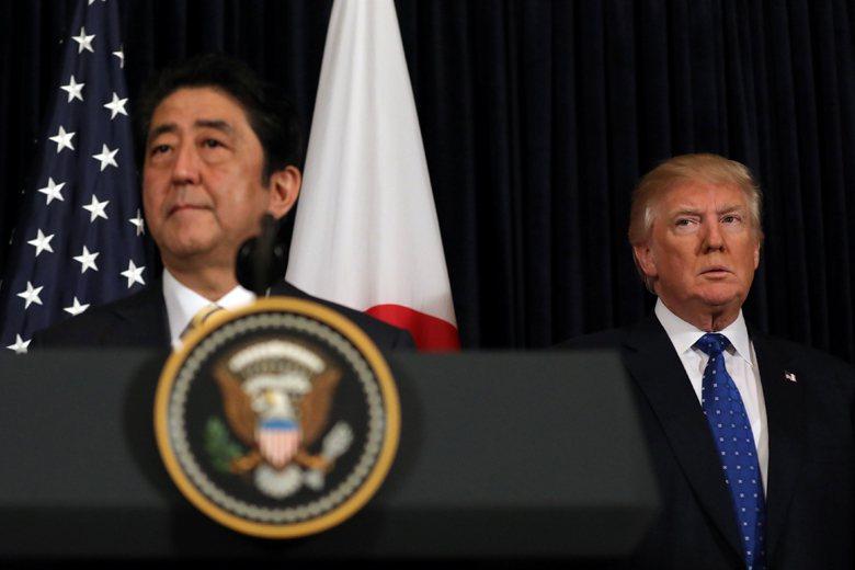 可預期的是,美日兩國為了處理北韓而有求於中國時,在台灣議題上或許就較為放鬆。 圖...