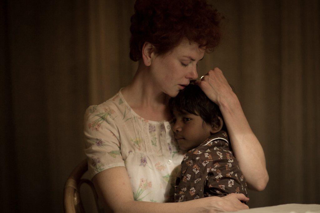 由妮可基嫚主演的「漫漫回家路」獲奧斯卡獎6項提名佳績。圖/甲上提供