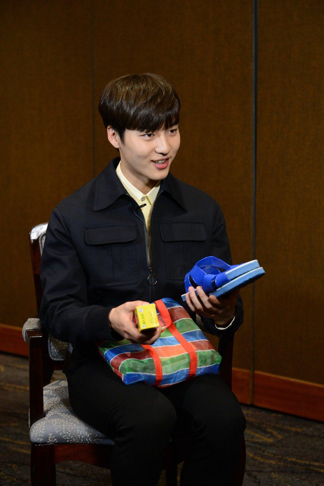 韓新生代演員梁世宗演出「師任堂」受矚目。圖/八大提供