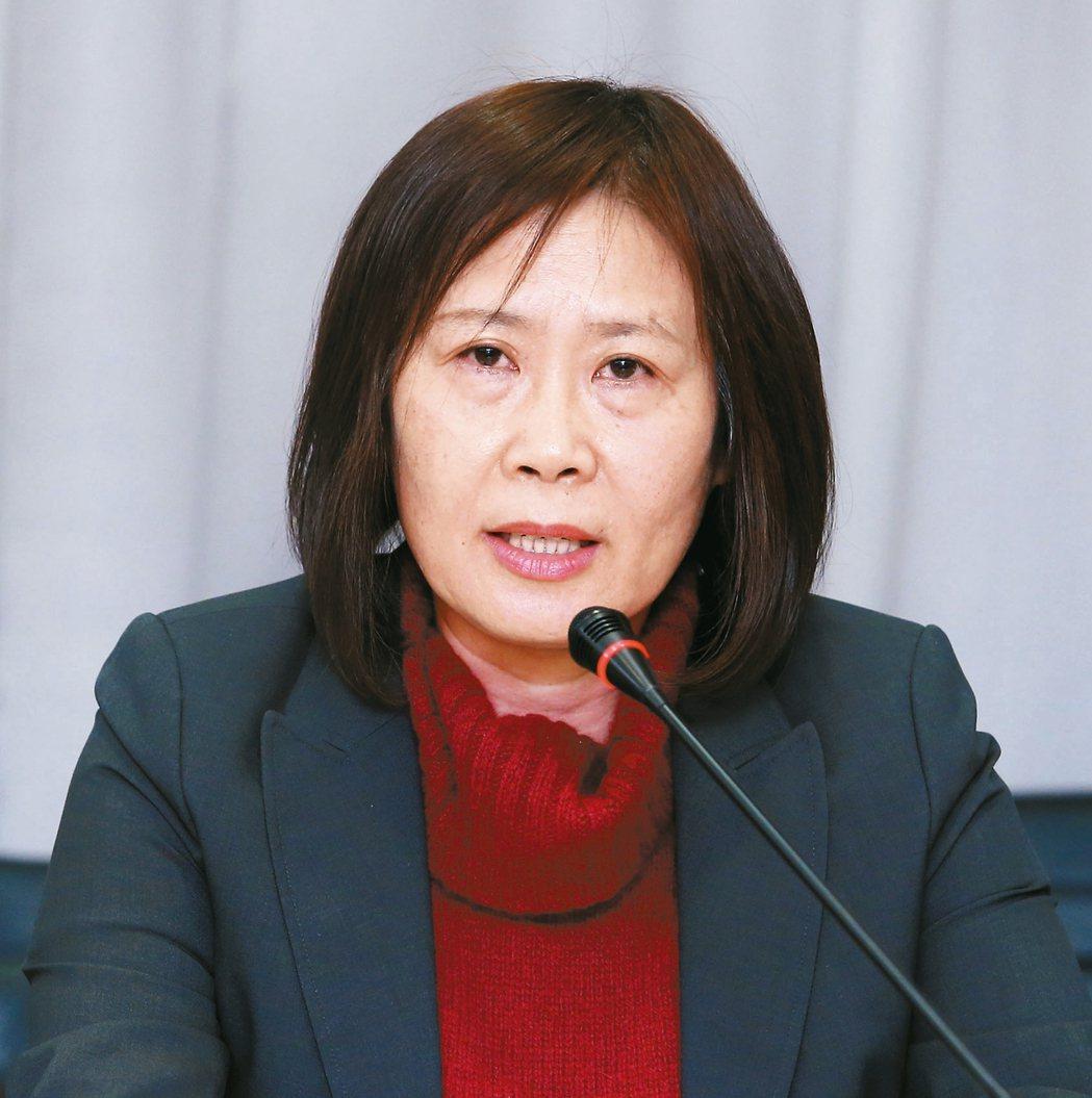 勞動力發展署就業服務組副組長吳淑瑛