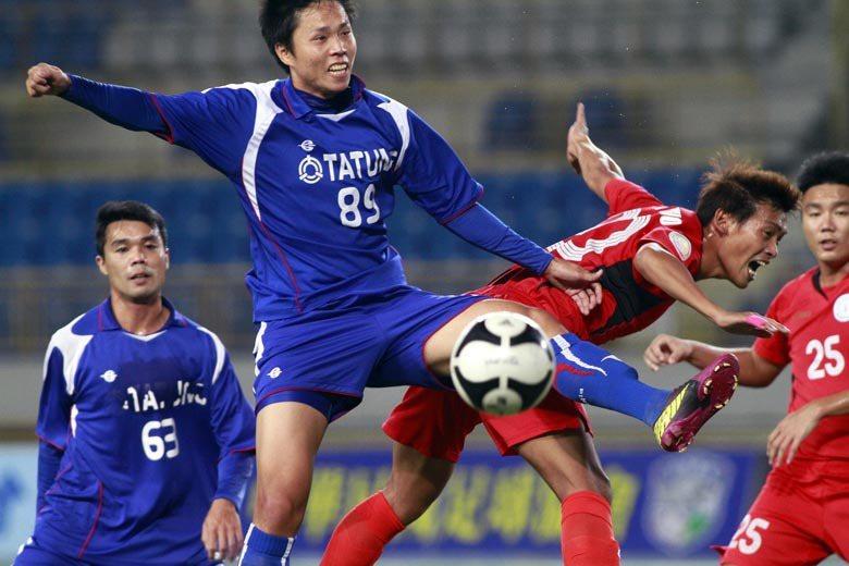亞足聯提出「俱樂部十八條」後,台灣足壇「唯二的」兩大勁旅台電、大同,不約而同自動放棄了參加亞洲俱樂部賽的機會。 圖/本報系資料照