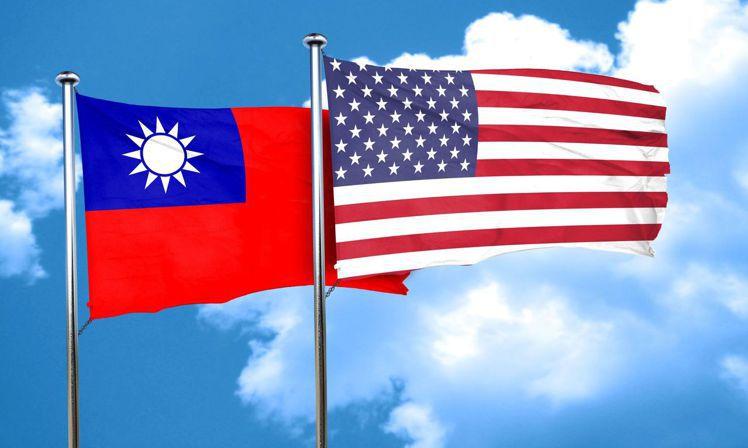 台美國旗飄揚。 益立信海外房產集團/提供