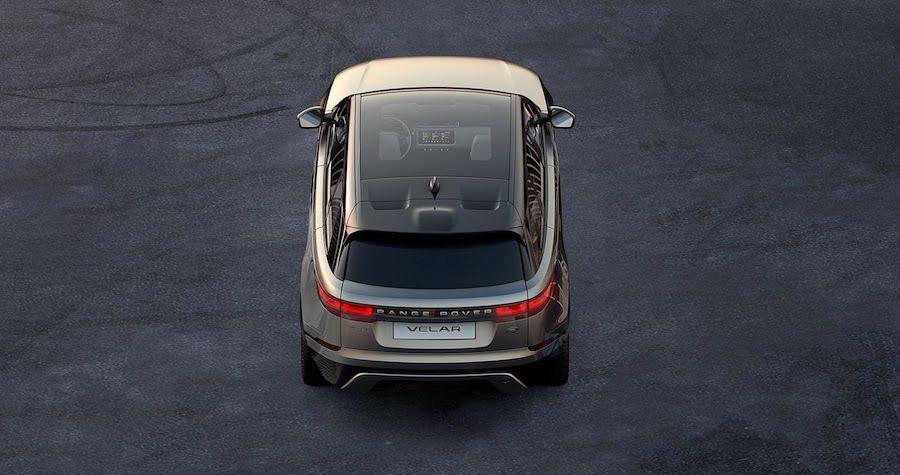 Range Rover Velar將於 2017 日內瓦車展全球首演。 Land...