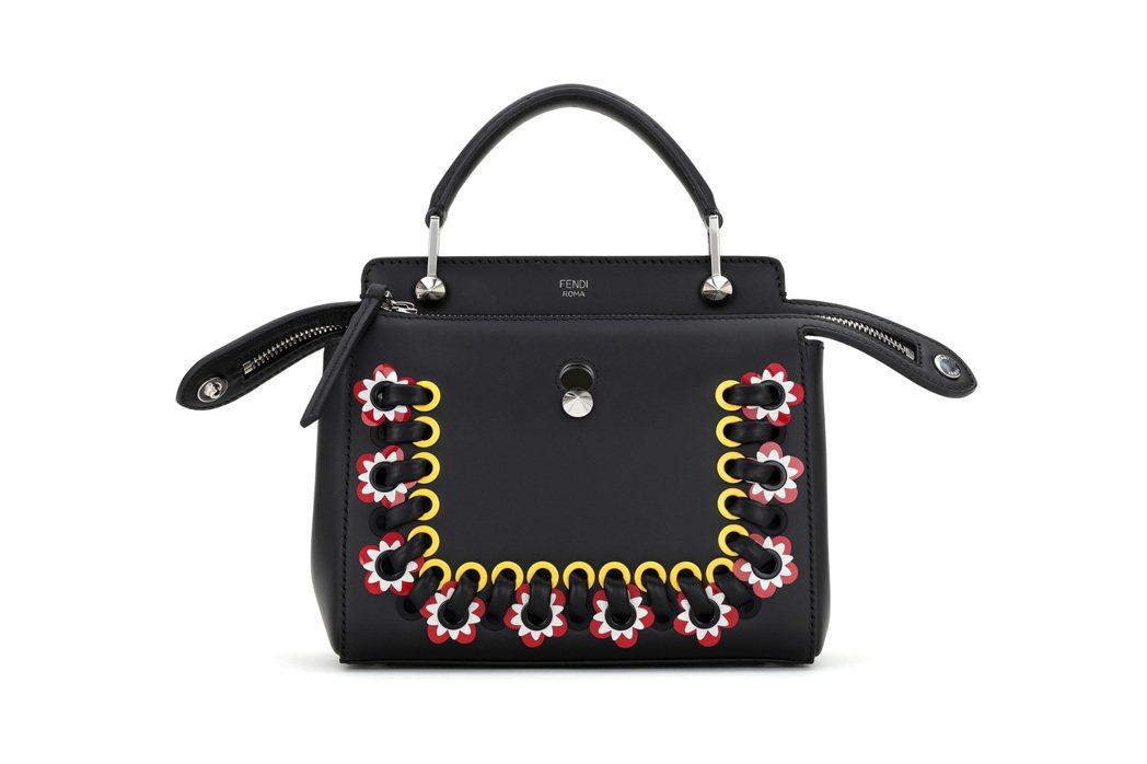 Jessica款Dotcom手袋,售價100,000元。圖/FENDI提供