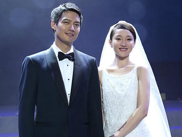 周迅與高聖遠被指離婚,已否認。圖/摘自新華網