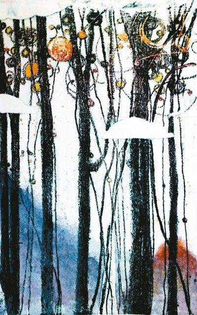 ●「尋.版──五人版畫展」於福華沙龍(台北市仁愛路三段160號2樓)展至3月5日...