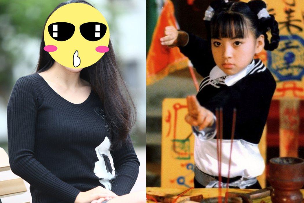 劉致妤因「殭屍小子」系列在日本大受歡迎。圖/摘自sfqrk275take.blo
