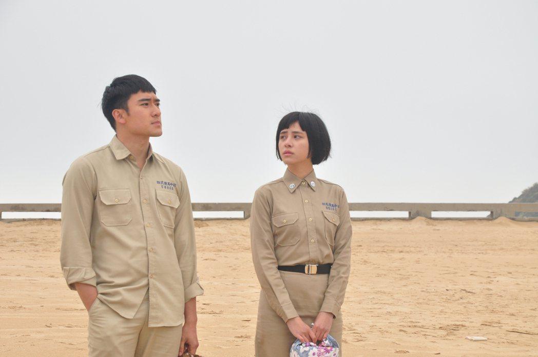 中天、中視新戲「這些年那些事」22日在馬祖正式開鏡。 圖/中央社