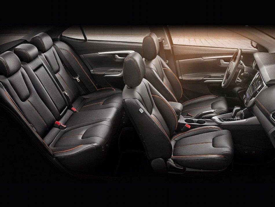 Grand Lancer內裝全面提升質感,細節處理相當讓人驚艷。 中華三菱提供
