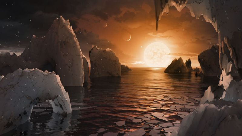 地球人注意…一次發現7行星,可以住嗎?
