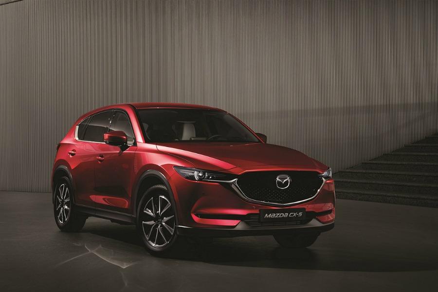 頂規 MRCC 上身!全新 Mazda CX-5 即日開賣 預接單價 102 萬起