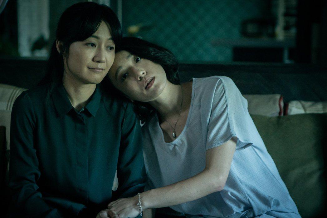 陳婉婷(左)、林子熙飾演姊妹。圖/好風光提供