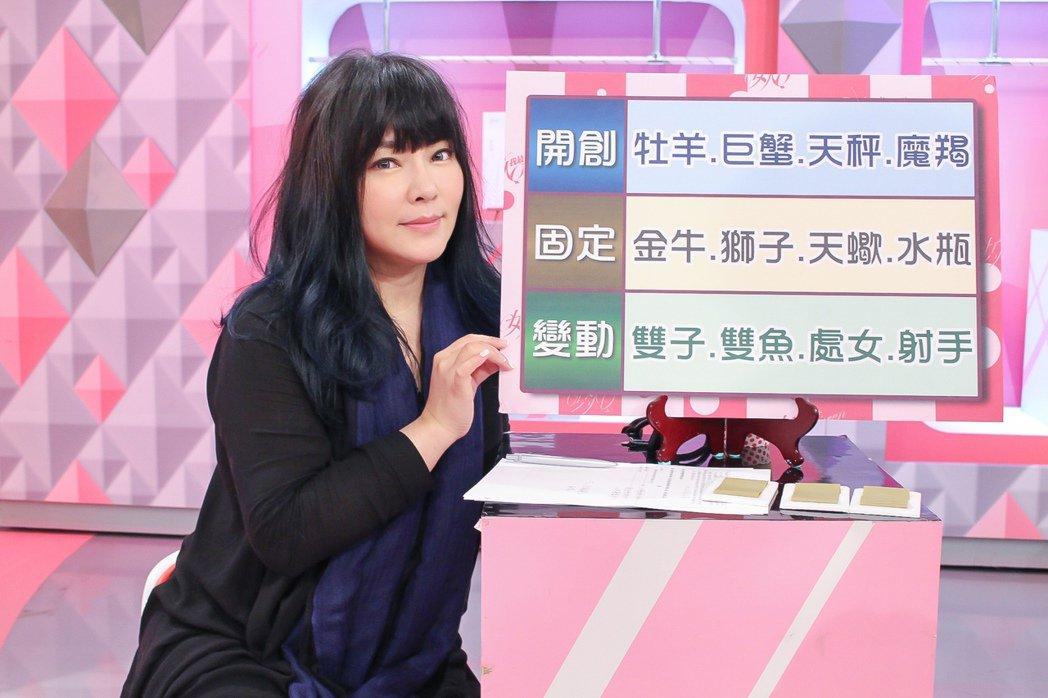 唐綺陽直呼劉真和崔佩儀是「女廢物」。圖/TVBS提供