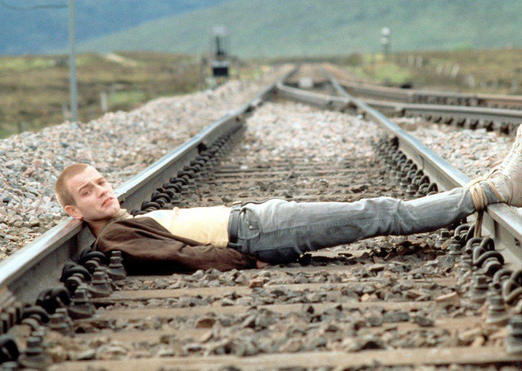 伊旺麥奎格因「猜火車」成為英國紅牌偶像。圖/金馬奇幻影展提供