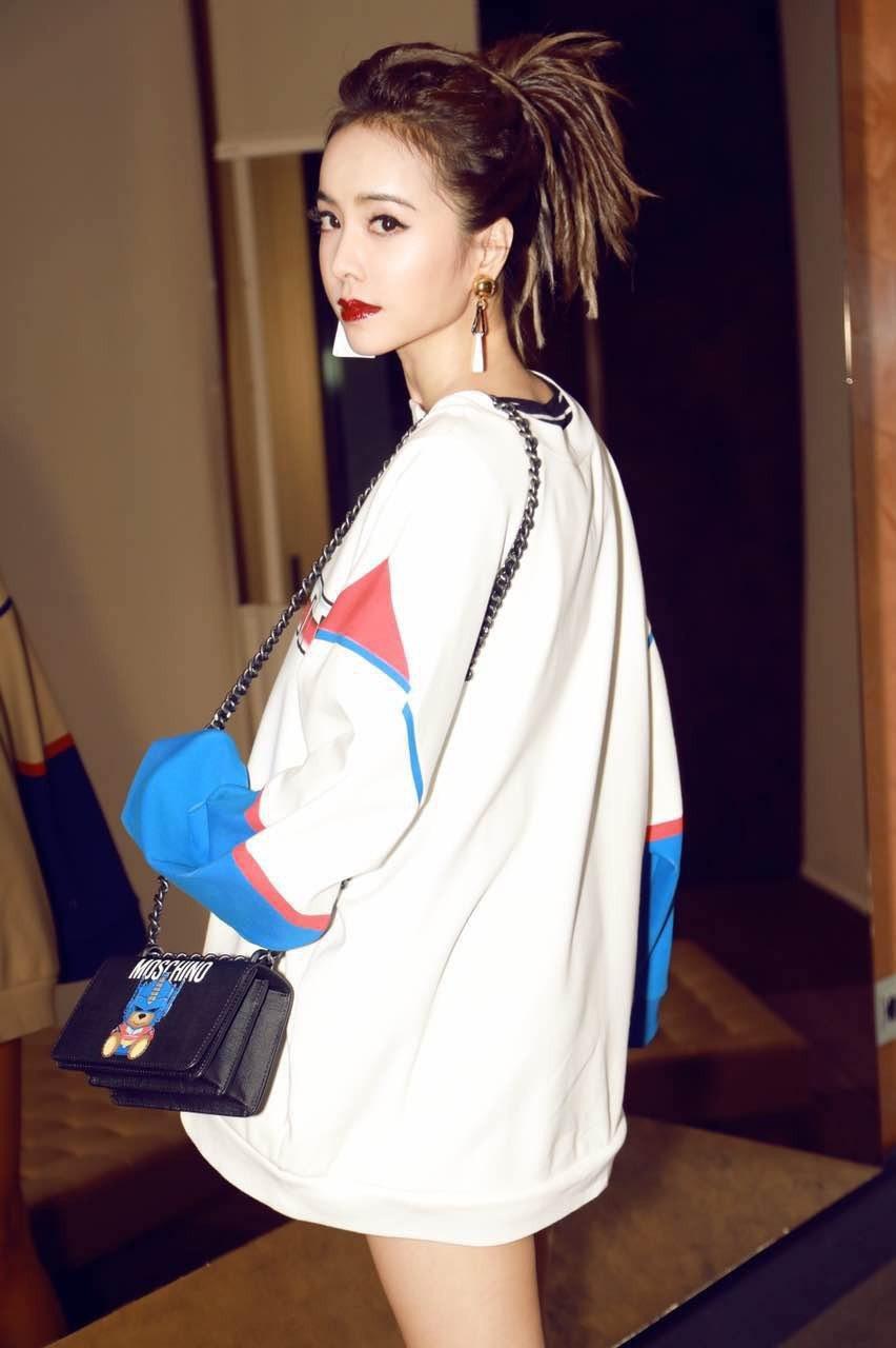 蔡依林在米蘭時裝周一天換穿3套不同風格的衣服。圖/紅秀GRAZIA提供