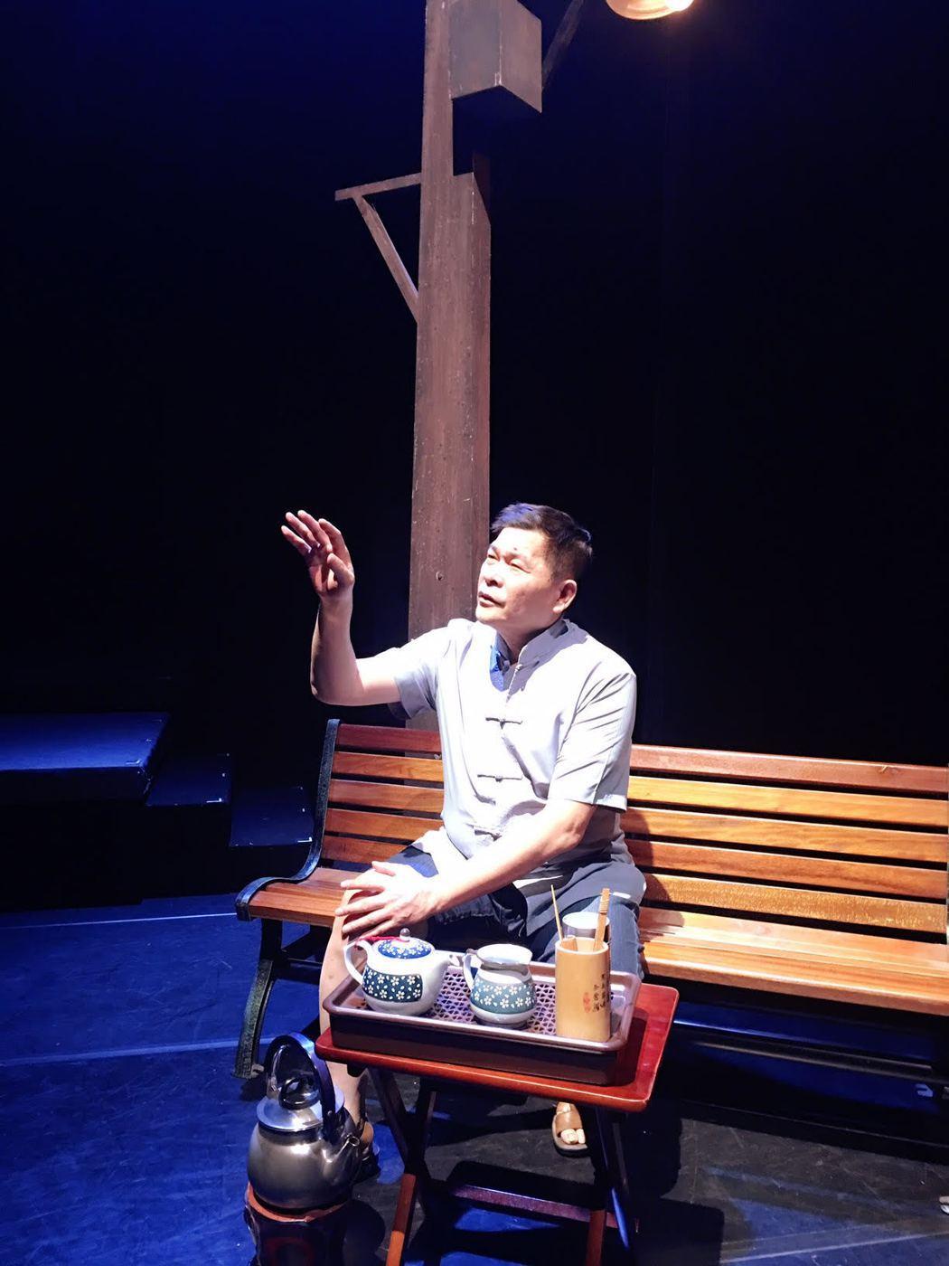 「釧兒」在台南公演。圖/躍演提供