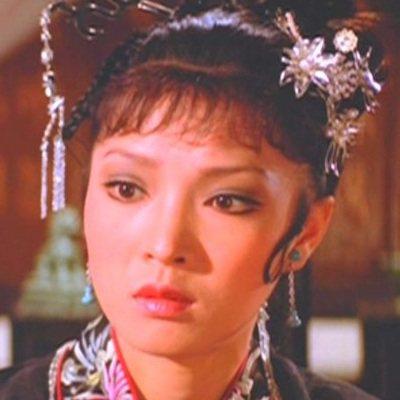 恬妮飾演李瓶兒。圖/摘自HKMDB