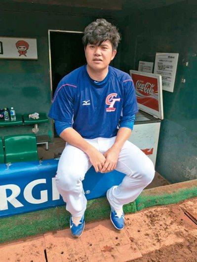 旅日投手宋家豪。 圖/中華棒球協會提供
