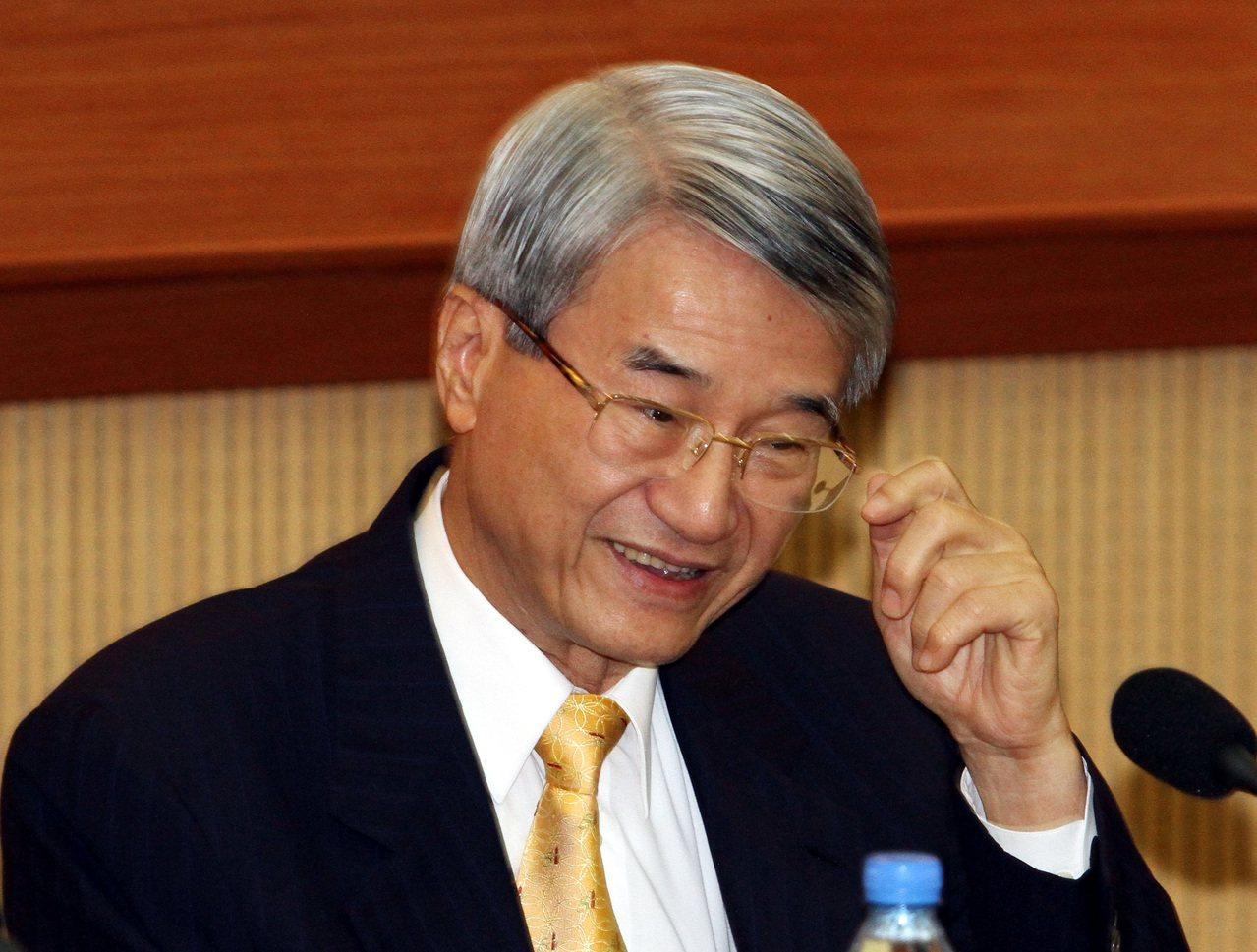 新光金董事長吳東進。本報系資料照