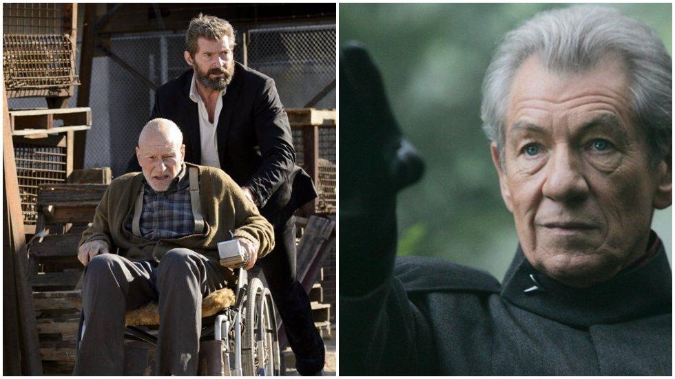 「萬磁王」伊恩麥克連未演X戰警系列新片「羅根」。圖/福斯提供