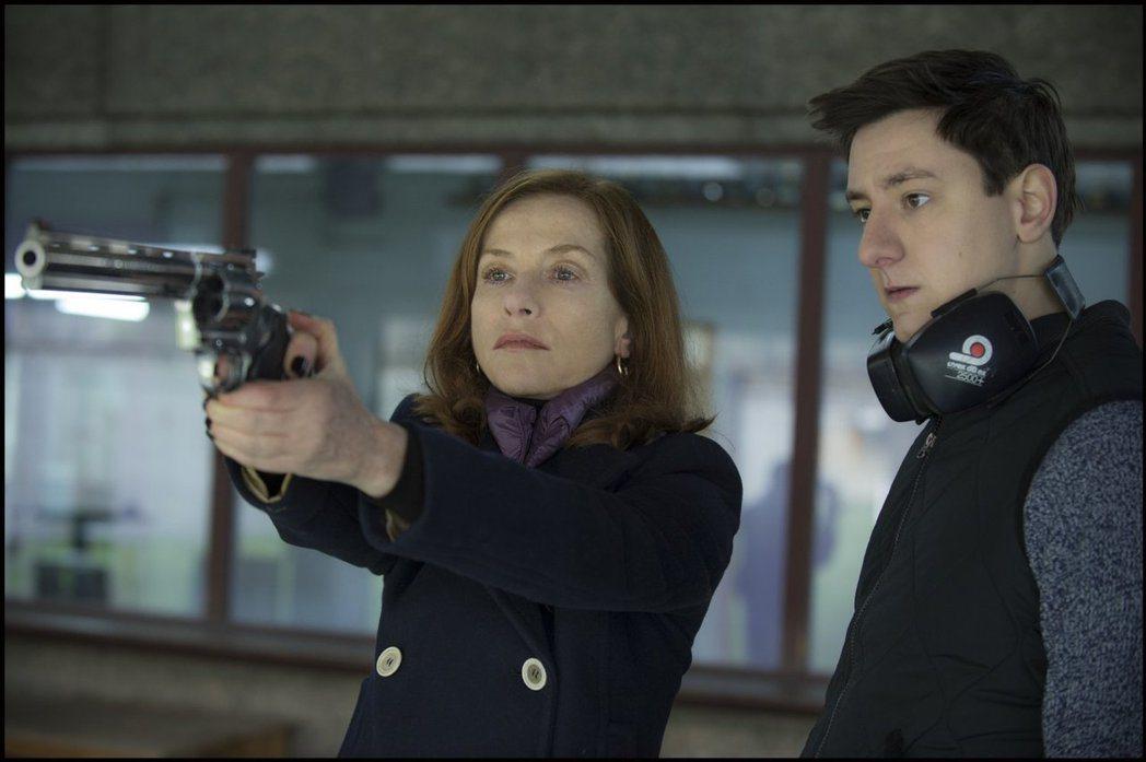 「她的危險遊戲」奪得凱撒獎最佳影片與女主角大獎。圖/摘自imdb