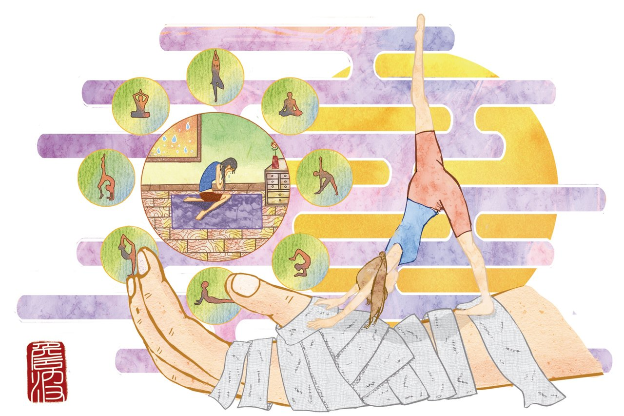 瑜伽老師最常被學生問到的問題,總是跟傷病有關。無論是感冒過敏、意外傷害、陳年舊疾...