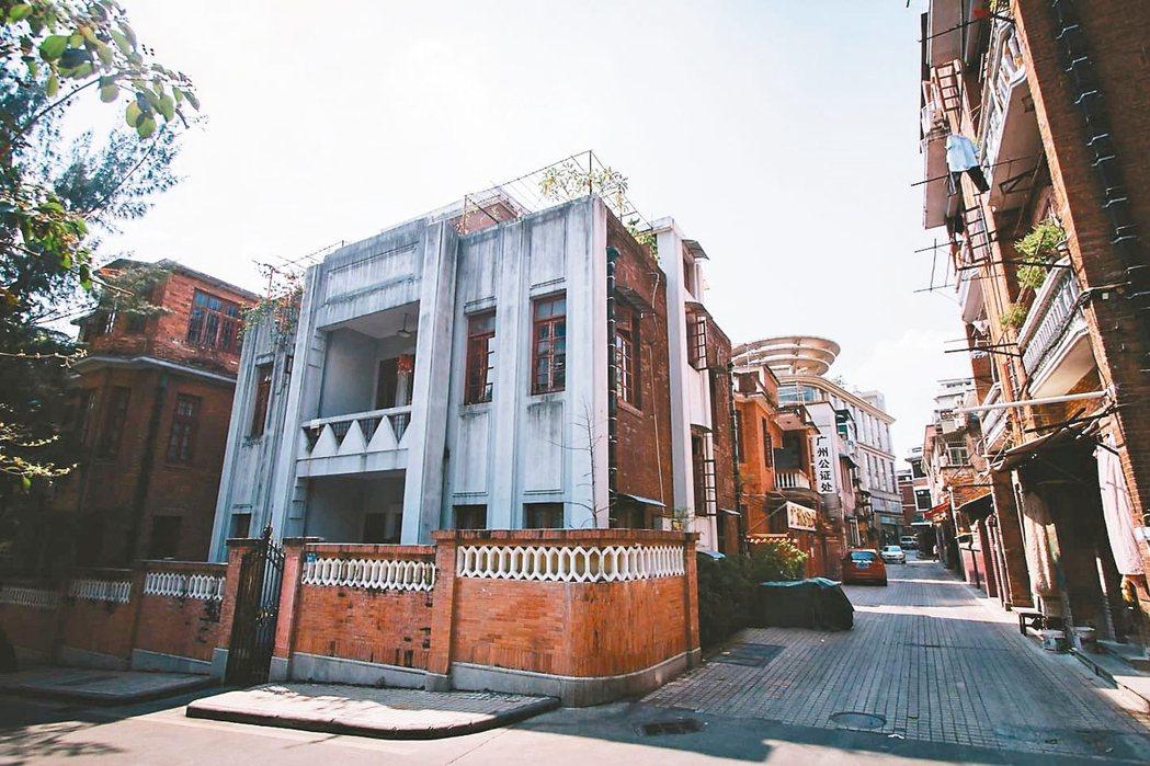 共享經濟興起,在廣州將民國老宅改造為短租套房成為一種新時尚。 網路照片