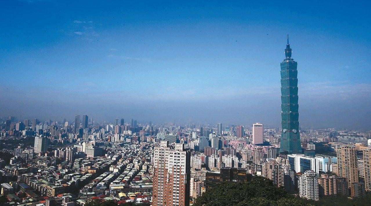 最新調查顯示,大台北住宅租金仍處上漲趨勢。 圖/聯合報系資料照