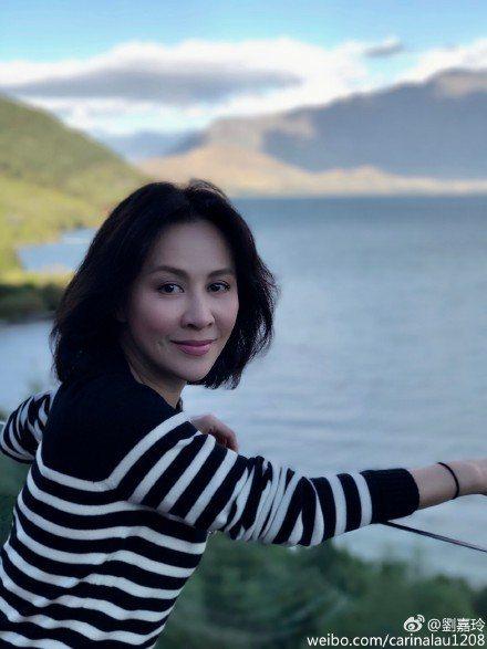 劉嘉玲一直是許多粉絲心目中的女神。圖/取自於微博