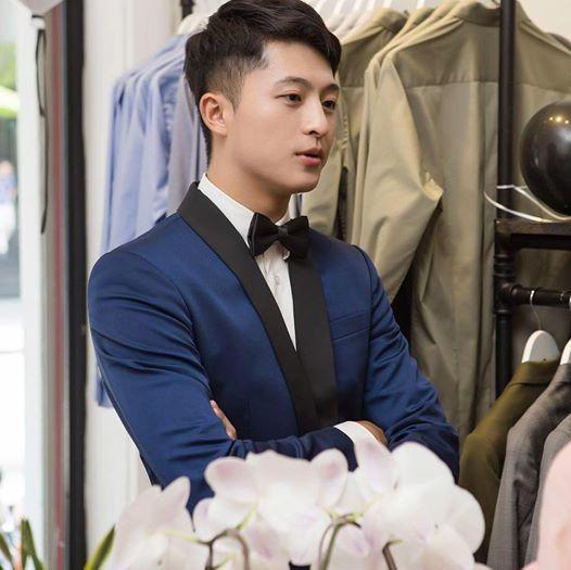 台籍男星呂晉宇現在是越南當紅偶像。圖/取自臉書