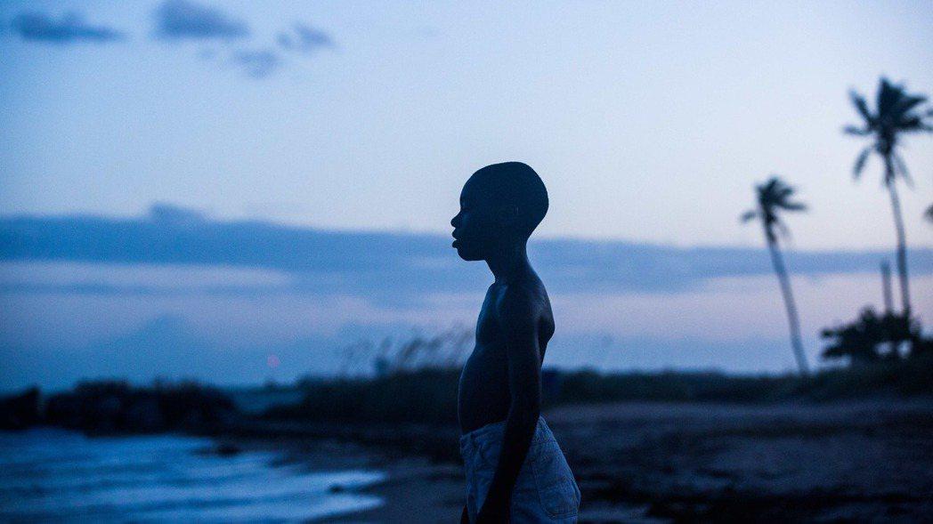 「月光下的藍色男孩」奪得奧斯卡最佳影片。圖/傳影互動提供