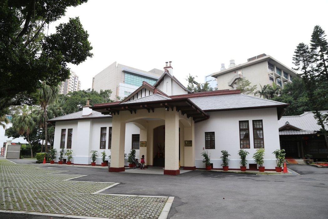 古蹟「原台灣軍司令官官邸」改名 凸顯孫立人將軍