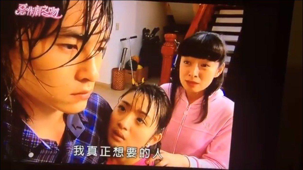 鄭元暢、林依晨12年前主演的「惡作劇之吻」,至今令人回味。圖/摘自導演瞿友寧臉書