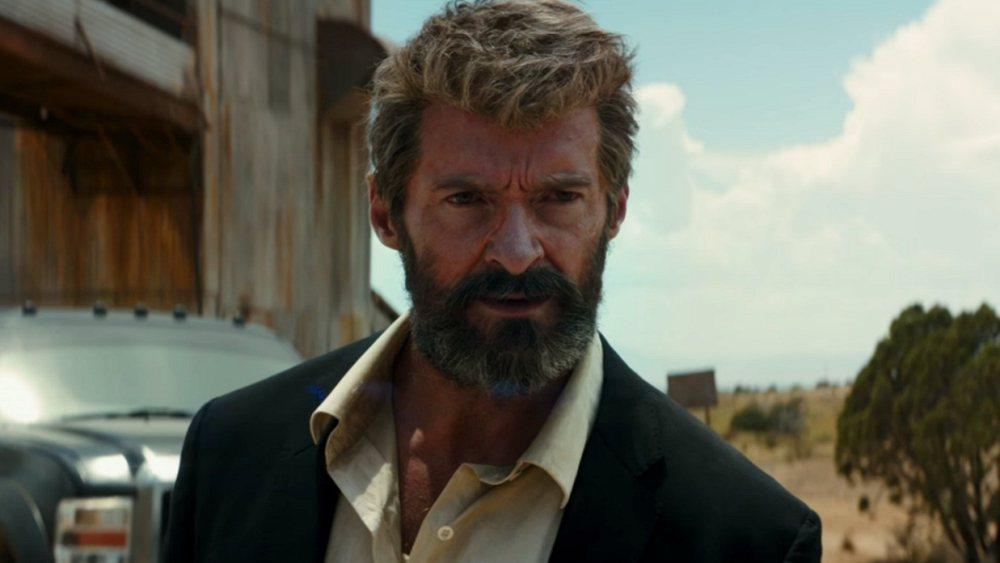 休傑克曼帶來最後一部金鋼狼電影「羅根」。圖/福斯提供