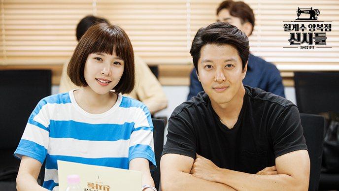「月桂樹戀人」誕生!李東健和趙允熙因一同演出「月桂樹西裝店的紳士們」而互有好感。
