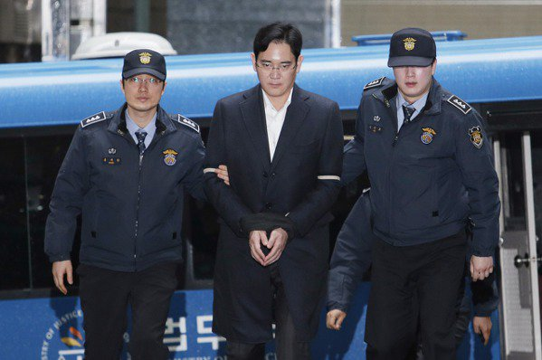 南韓特檢組將以行賄罪 正式起訴三星少主李在鎔