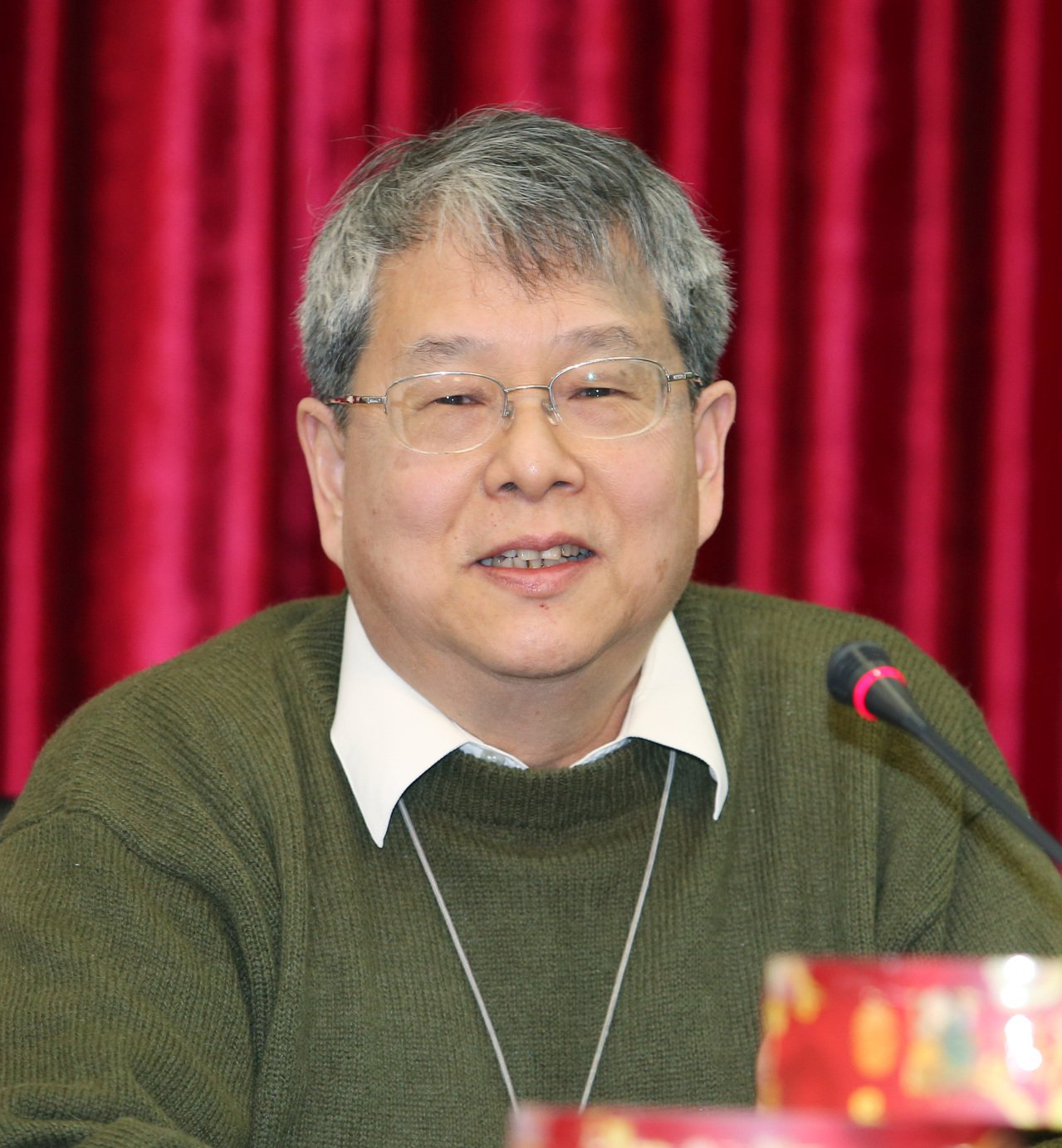 前總統府秘書長陳師孟。圖/聯合報系資料照片
