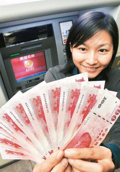 彭總裁今向立院報告,強調台灣匯率政策絕非要謀取不公平競爭優勢。 本報資料照片