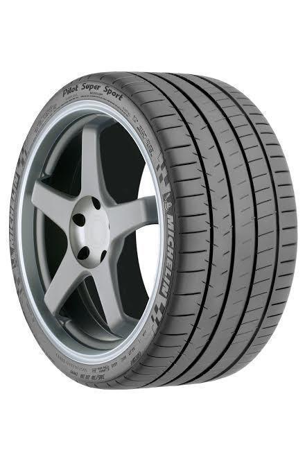 Pilot Super Sport高性能輪胎。 MICHELIN米其林輪胎提供