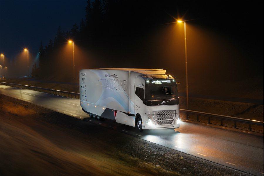 摘自 Volvo Trucks