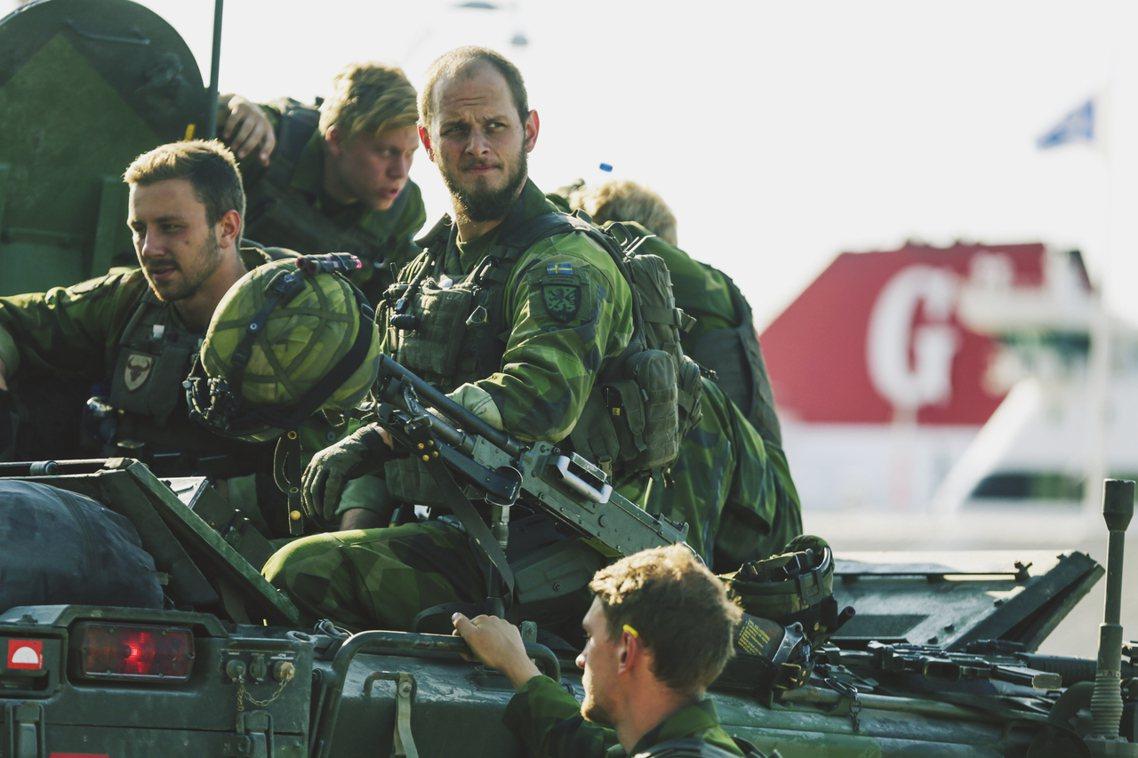 回應俄國威脅,瑞典恢復「徵兵制」。 圖/歐新社