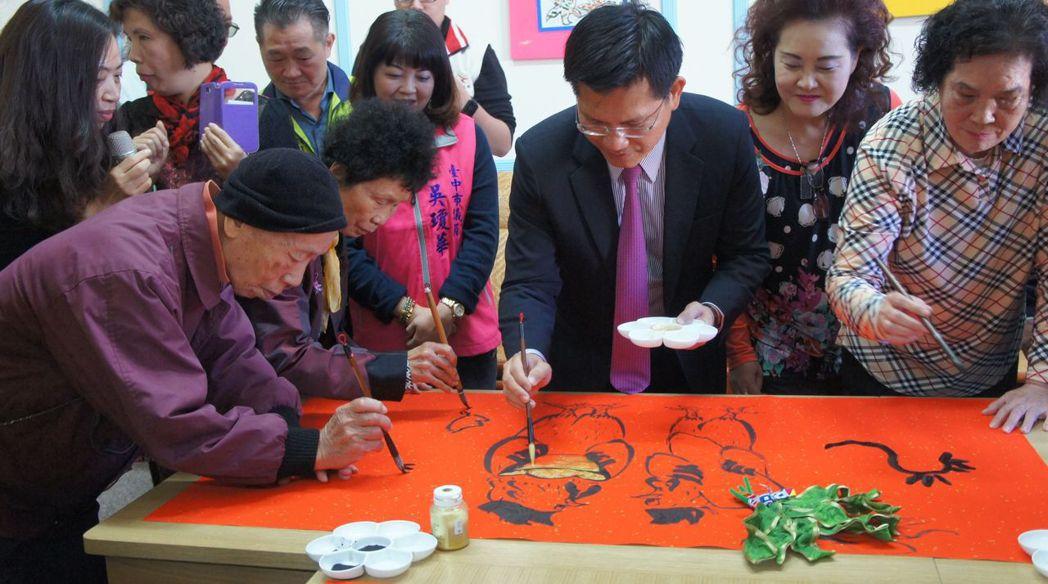 全成社會福利基金會在台中市龍井區結合日照、居家服務、送餐,淋浴、居家復健,以及短...